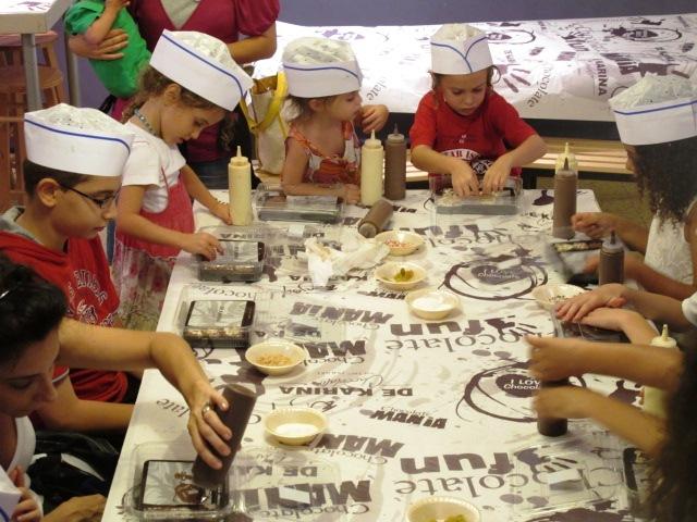 De Karina Chocolate Workshop for Kids De Karina Chocolate Factory Tour