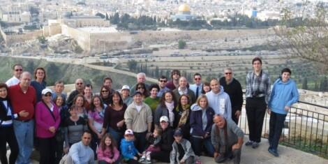 Jewish Heritage Group Tours ff rec h Client Pictures