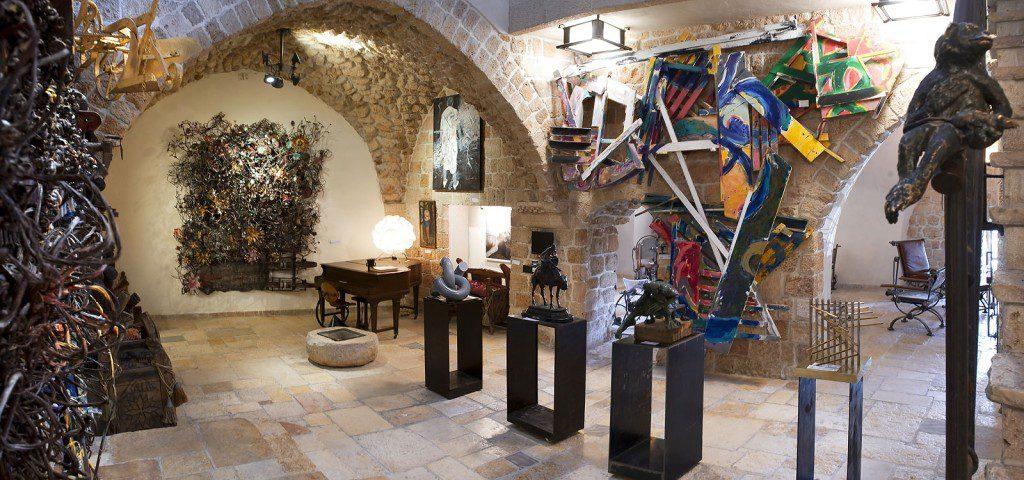 Ilana Goor Museum 2