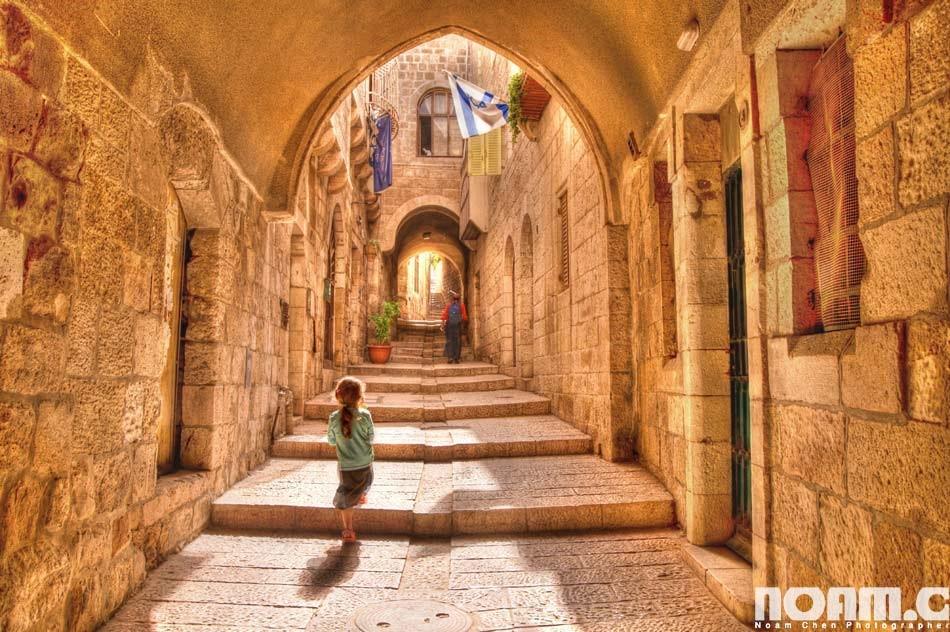 Jerusalem Old City 1